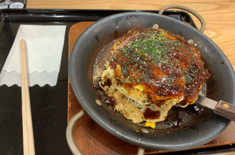 【あさイチ】冷蔵ごはんお好み焼きのレシピ【2月1日】