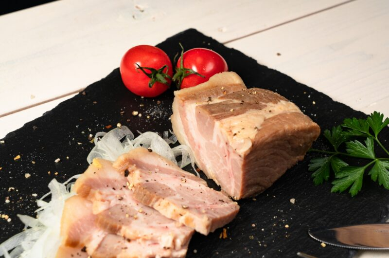 【家事ヤロウ】巻き巻きチャーシューのレシピ|北川景子とレンチン肉料理【2月10日】