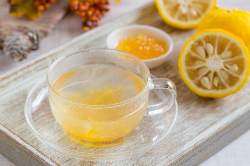 【きょうの料理】柚子茶のレシピ【2月15日】