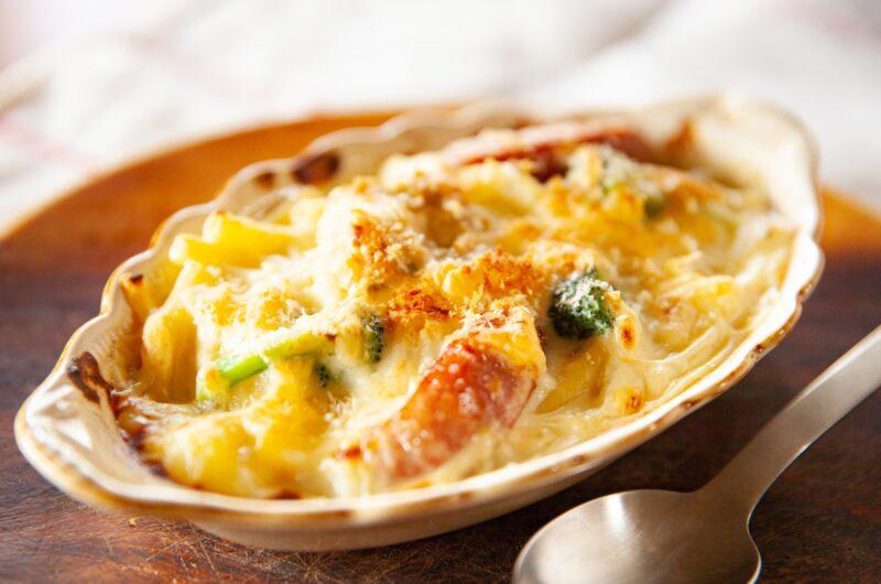 【ヒルナンデス】グラタン風トマトと豆腐のチーズコンソメのレシピ|カップスープアレンジ【2月11日】