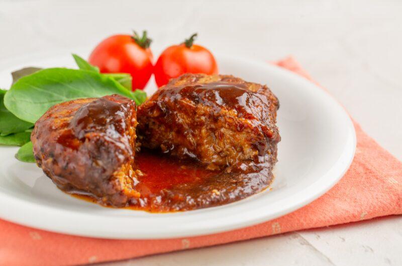 【家事ヤロウ】トマトソースハンバーグのレシピ【2月3日】