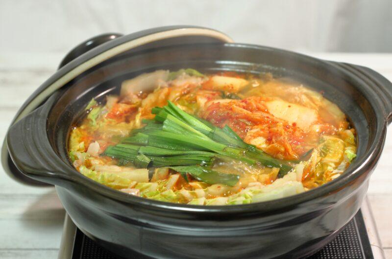 【あさイチ】納豆キムチ鍋のレシピ【2月3日】