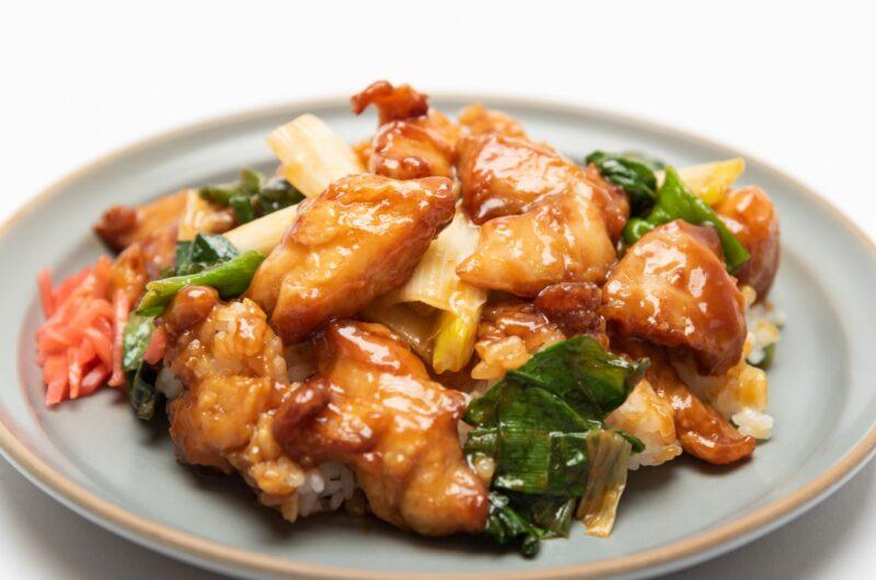【家事ヤロウ】焼鳥キムバタご飯のレシピ【2月24日】