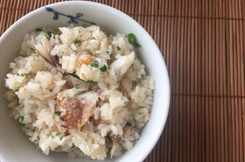 【ソレダメ】ししゃもの炊き込みご飯のレシピ【2月17日】