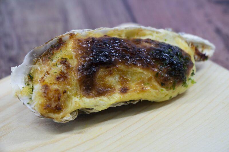 【青空レストラン】牡蠣グラタンのレシピ|華漣【2月6日】