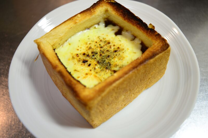 【世界一受けたい授業】トーストグラタンのレシピ【2月13日】