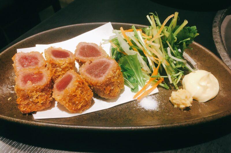 【きょうの料理】ぶりのレアカツのレシピ【2月9日】