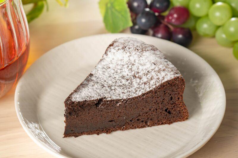 【あさイチ】フライパンでチョコケーキのレシピ【2月9日】