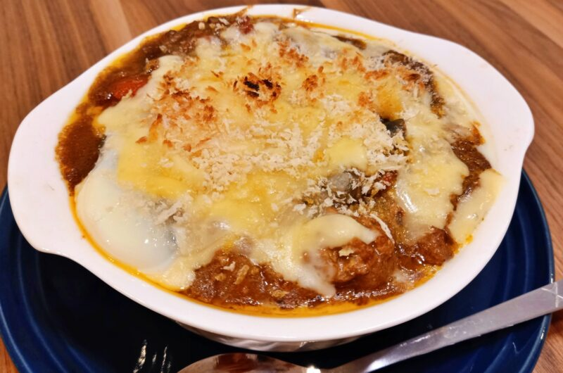 【ヒルナンデス】ポテトドリア風カレーのレシピ|印度カリー子|グレイビー【2月18日】