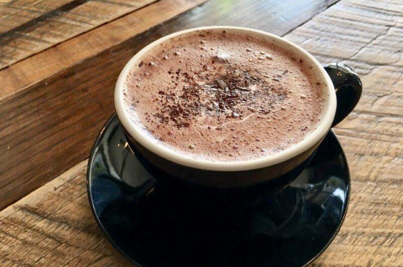 【ヒルナンデス】豆乳ホットチョコレートのレシピ|松元絵里花|サイコロレストラン【2月25日】