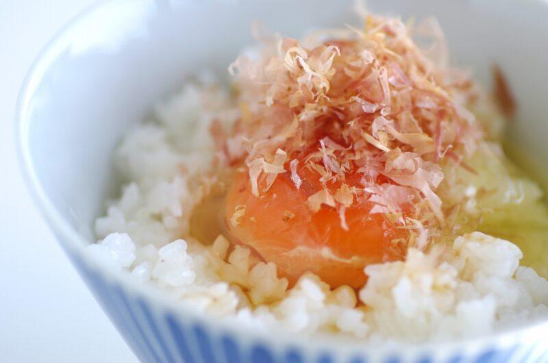 【ZIP】オイスターソース卵かけご飯のレシピ【2月25日】