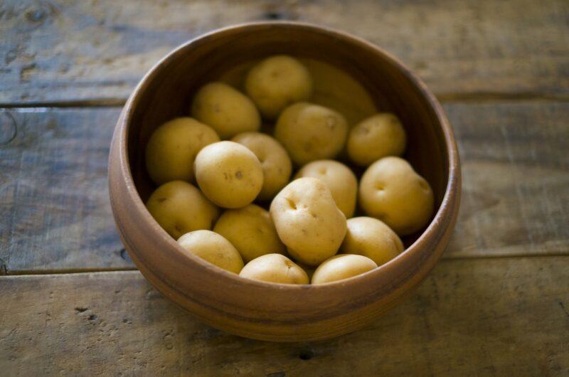 【きょうの料理】塩ゆで新じゃがのレシピ|小林まさみ【3月1日】