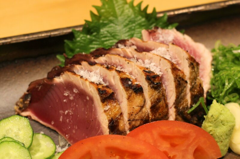 【きょうの料理】春野菜香るかつおのたたきのレシピ|山本麗子【3月29日】