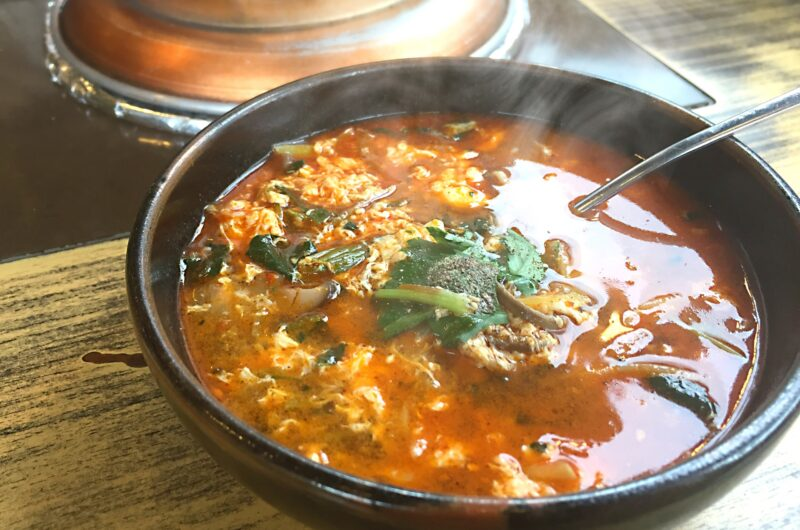 【ジョブチューン】ユッケジャンスープのレシピ|みきママ【3月13日】