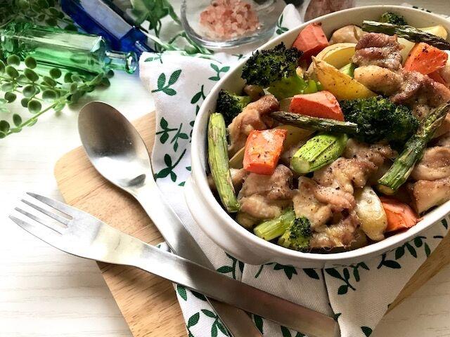 【きょうの料理】春野菜と鶏肉のバター煮のレシピ 上田淳子【3月30日】