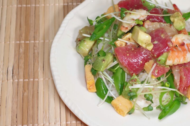 【ヒルナンデス】中華風ちらし寿司のレシピ|五十嵐美幸【3月22日】