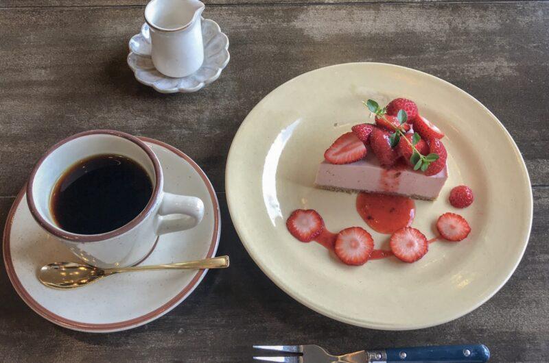 【めざましテレビ】2層のいちごチーズケーキのレシピ【3月4日】