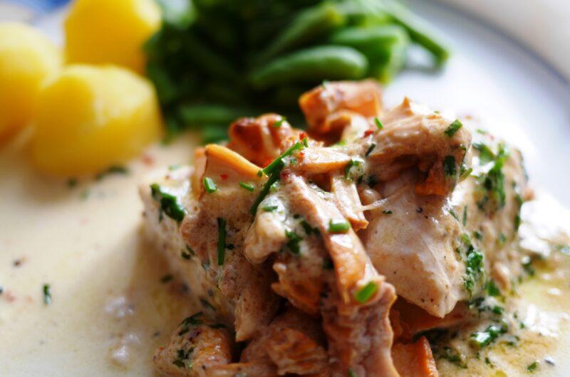 【ノンストップ】坦々風チキンと小松菜の豆乳煮のレシピ|クラシル|エッセ【3月24日】