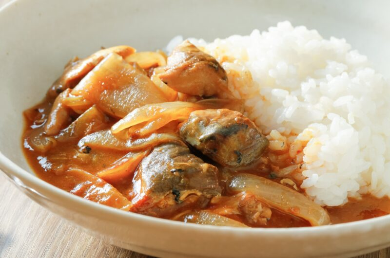 【土曜はナニする】サバ缶で南国風スパイスカレーのレシピ|印度カリー子【3月6日】