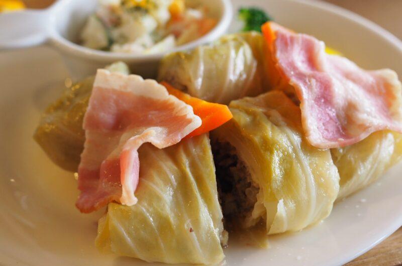 【きょうの料理】ロールキャベツのレシピ|栗原はるみ【3月8日】