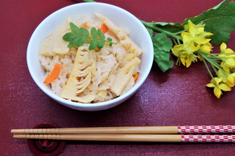 【ノンストップ】鶏もも肉と菜の花のポン酢炊き込みご飯のレシピ クラシル エッセ【3月17日】
