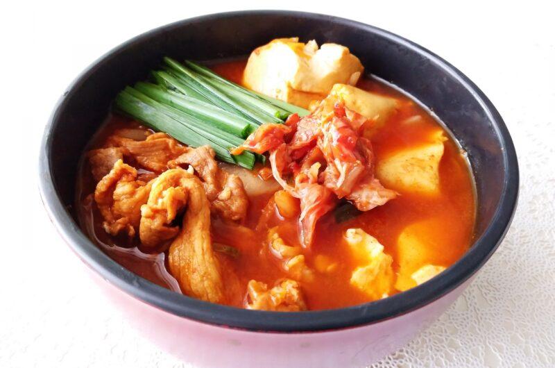 【ヒルナンデス】納豆チゲスープのレシピ|リュウジ【3月15日】