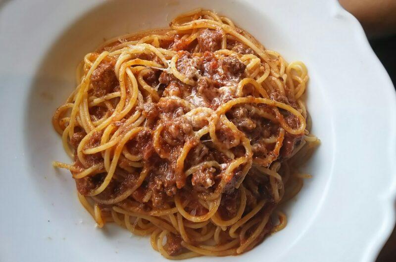 【ジョブチューン】お肉ゴロゴロボロネーゼのレシピ|ジョーさん。【3月13日】