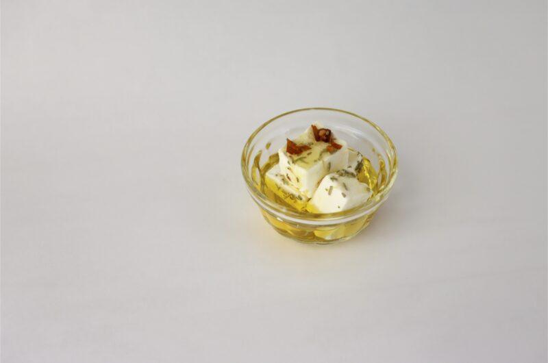 【あさイチ】チーズのオイル漬けのレシピ【3月2日】
