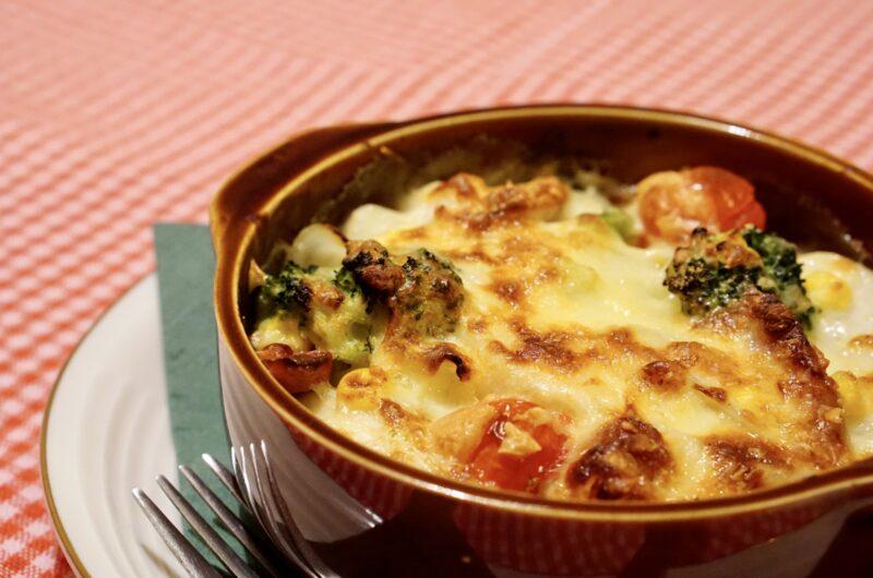 【相葉マナブ】ブロッコリーの豆腐味噌グラタンのレシピ【3月21日】