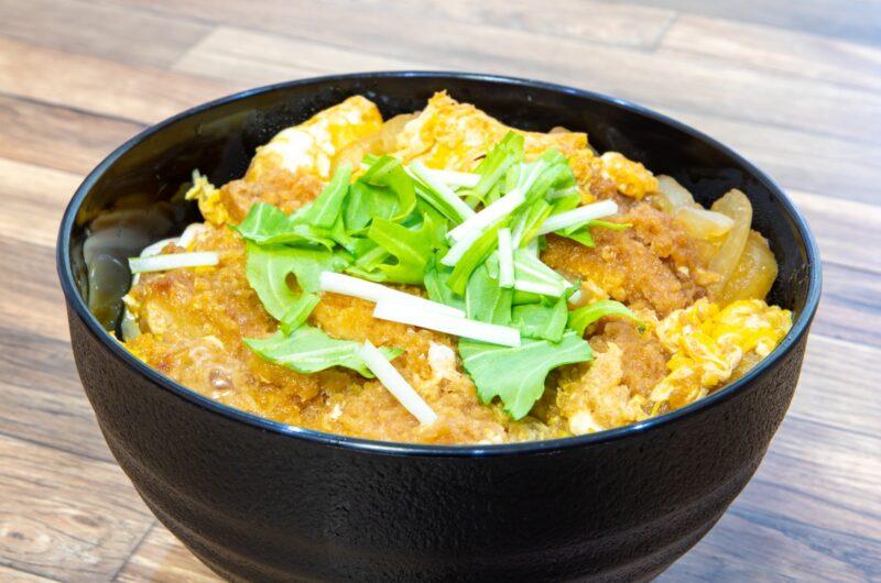 【ヒルナンデス】なんちゃってかつ丼のレシピ|IKKOの胃袋わしづかみクッキング【3月29日】