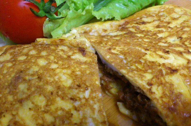 【グッとラック】チーズで包んだ餃子焼きそばのレシピ|ギャル曽根【3月25日】