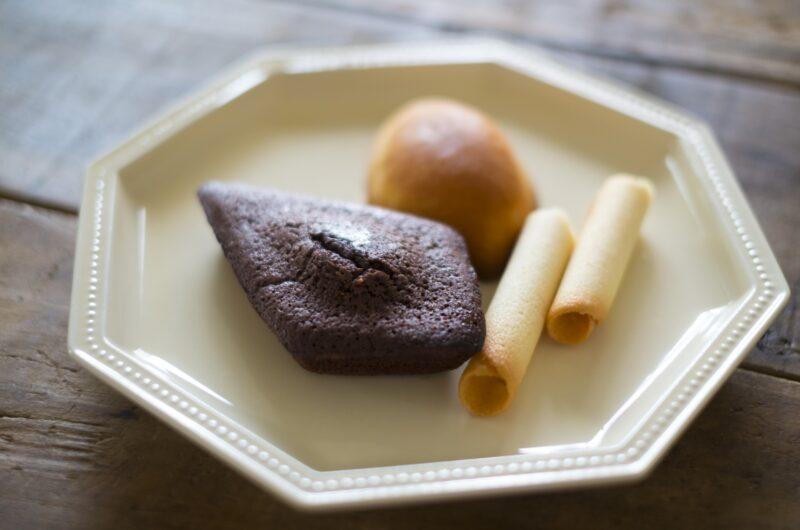 【ZIP】シガレット型クッキーのレシピ|3品クッキング【4月27日】
