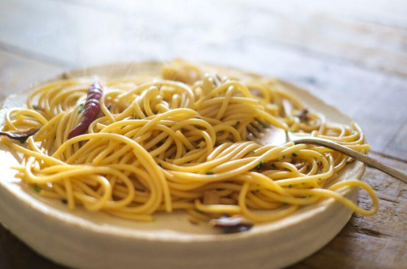 【きょうの料理】アーリオオーリオ・ペペロンチーノのレシピ 落合務【4月13日】