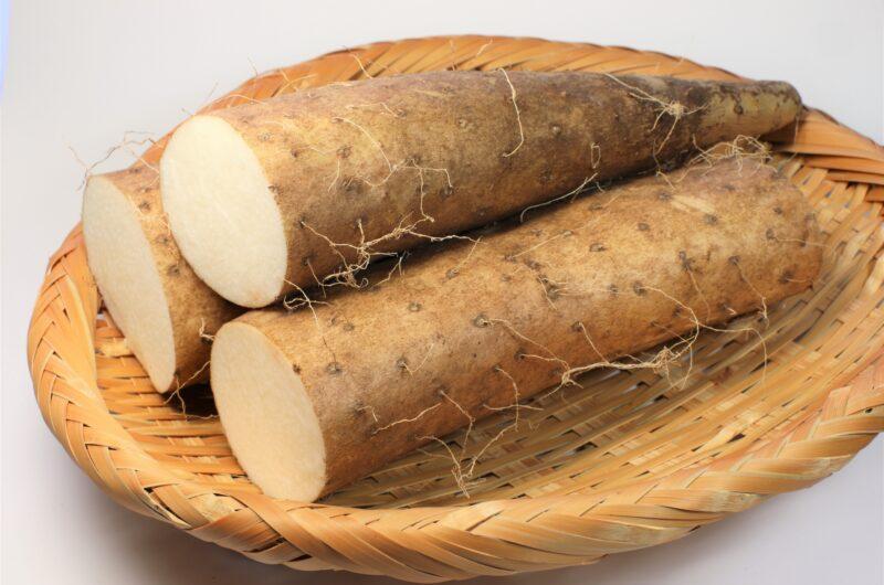 【相葉マナブ】自然薯のバターステーキのレシピ【4月18日】