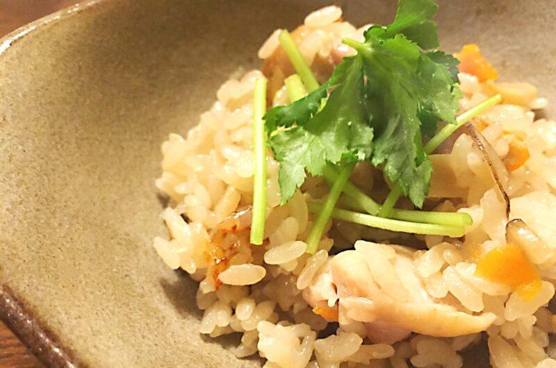 【相葉マナブ】鶏肉のカシューナッツ炒め釜飯のレシピ|釜-1グランプリ【5月2日】