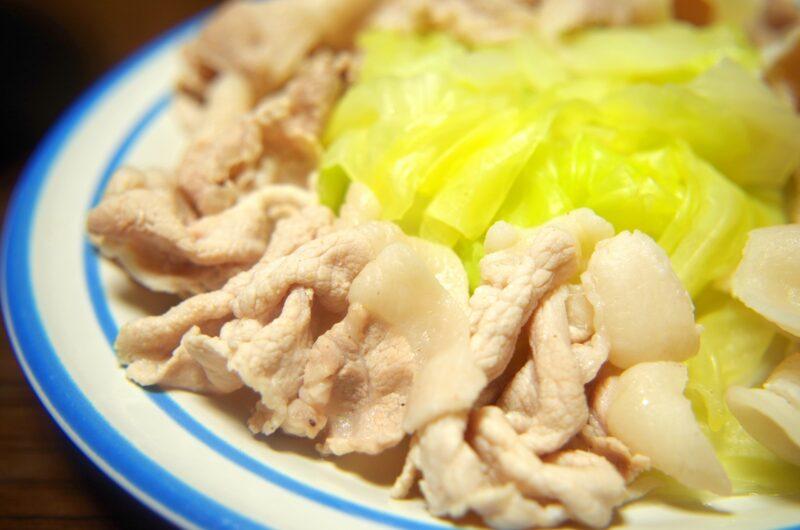 【ヒルナンデス】春キャベツと豚肉の蒸ししゃぶのレシピ|Tatsuya ぐっち夫婦|格安料理バトル【4月1日】