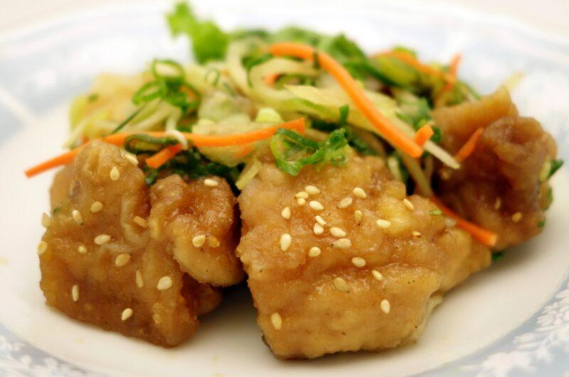 【ノンストップ】鶏むね肉と新玉ねぎの南蛮漬けのレシピ|クラシル|エッセ【4月14日】
