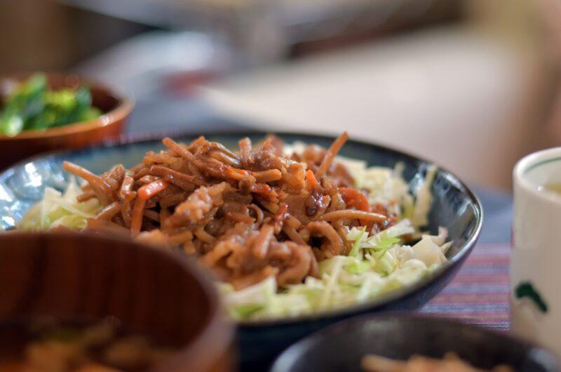 【ノンストップ】新じゃがと豚バラのピリ辛味噌炒めのレシピ|クラシル|エッセ【4月7日】