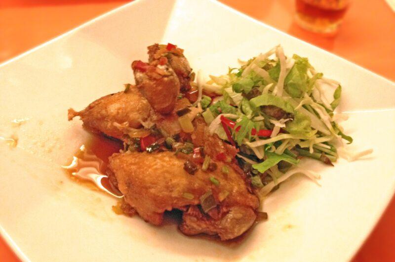 【ラヴィット】油淋鶏のレシピ|2品クッキング【5月6日】