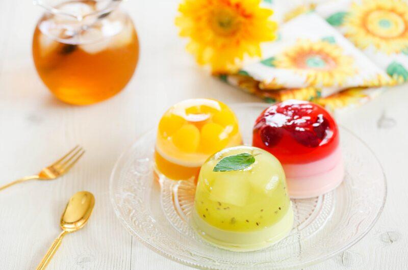 【きょうの料理】フルーツゼリーのレシピ|山本麗子【4月27日】