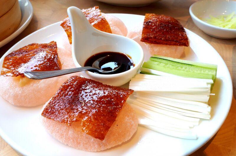 【ラヴィット】北京ダック風パリパリチキンのレシピ|ホットプレート活用レシピ【4月8日】