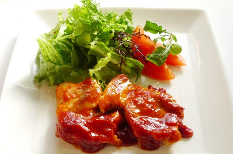 【きょうの料理】鶏肉のケチャップウスター焼きのレシピ|サルボ恭子【4月6日】