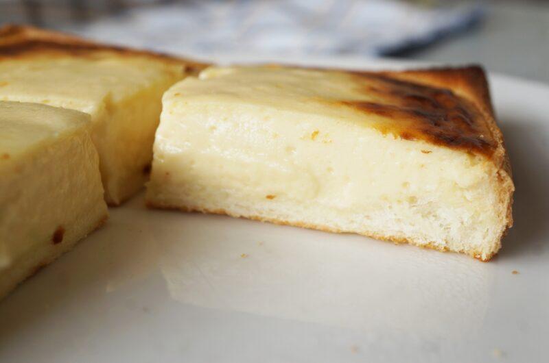 【家事ヤロウ】バスクチーズケーキトースト(バスチートースト)のレシピ|広末涼子と春のパン祭り【4月13日】