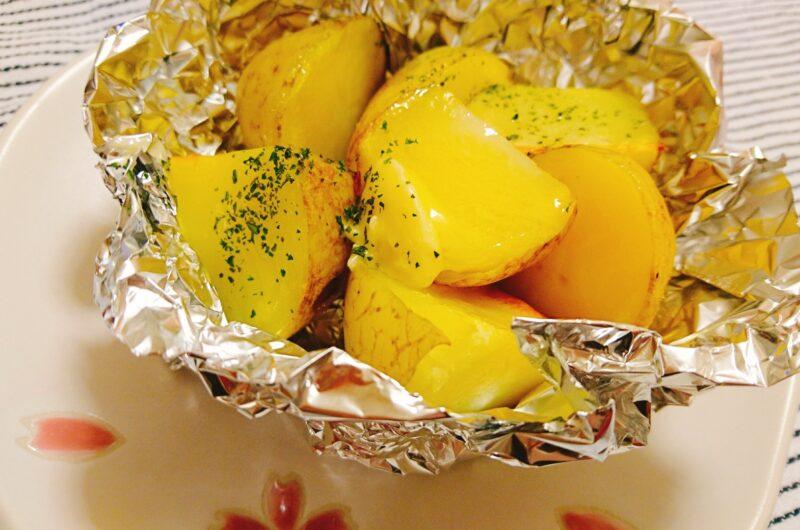 【ノンストップ】鶏じゃがしらすバターのレシピ|坂本昌行|エッセ【4月16日】