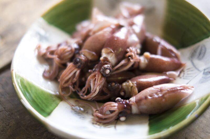 【きょうの料理】あぶりほたるいかの梅生姜醤油のレシピ|大原千鶴【4月2日】