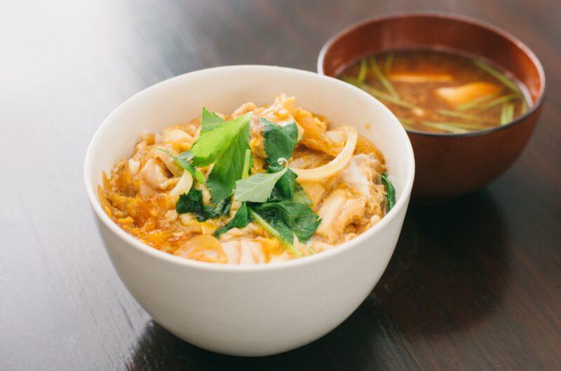 【ノンストップ】たまたま丼のレシピ|笠原将弘|エッセ【4月19日】