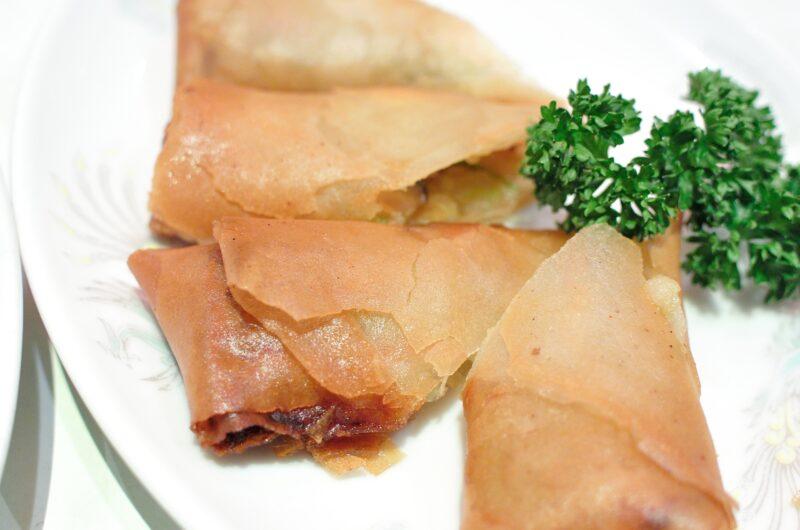【よんチャンTV】そら豆とチーズの春巻きのレシピ|揚げずに簡単【4月30日】
