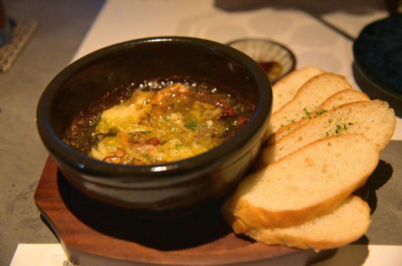 【ヒルナンデス】しいたけとチーズのアヒージョのレシピ|リュウジ【4月12日】