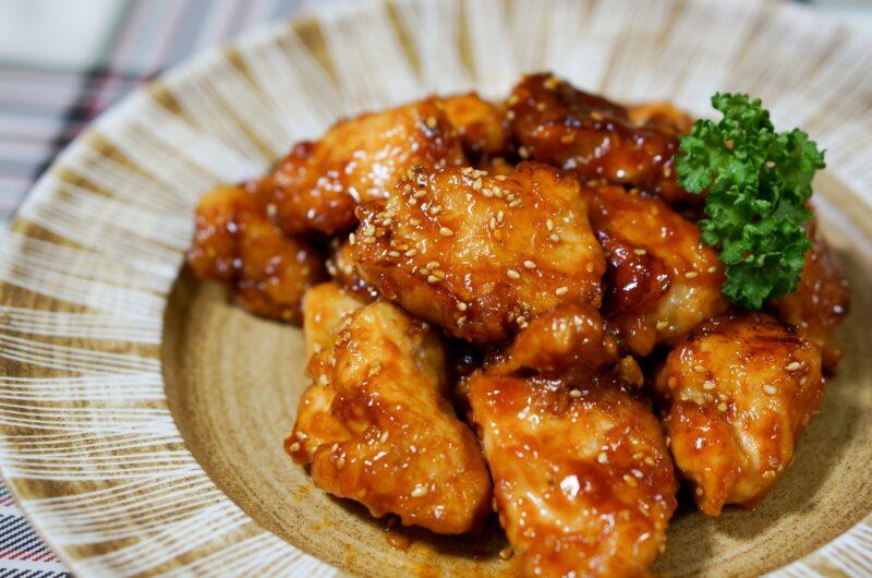 【ヒルナンデス】ヤンニョムチキンのレシピ|IKKO【4月26日】