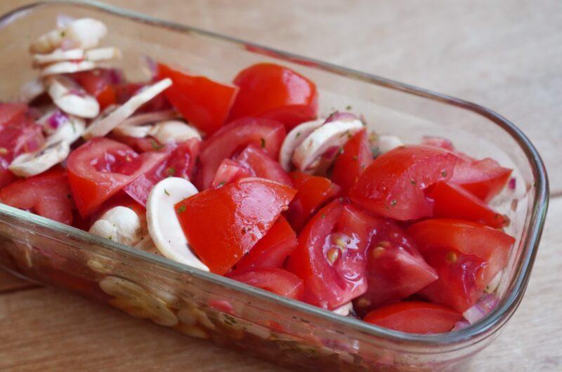 【あさイチ】トマトのマリネのレシピ【4月27日】